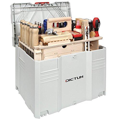 """Preisvergleich Produktbild Systainer® T-LOC mit DICTUM® Werkzeugträger """"Schreinerei, Innenausbau"""""""
