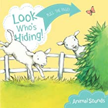 Look Who's Hiding: Animal Sounds by Sharon Rentta (2014-04-03)