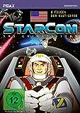 Starcom - Das Galaxis-Team / 8 Folgen der erfolgreichen Science-Fiction-Zeichentrickserie (Pidax Animation)
