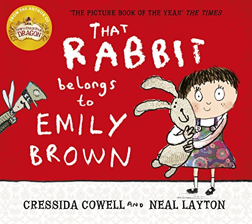That Rabbit Belongs To Emily Brown (English Edition)