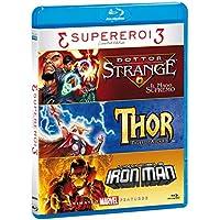 Tris Supereroi - Doctor Strange / Thor / Iron Man