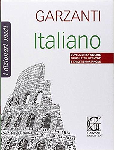Zoom IMG-2 dizionario medio di italiano