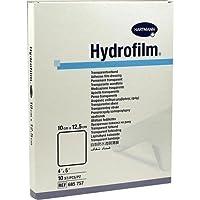 HYDROFILM Transparentverband 10x12,5 cm 10 St Verband preisvergleich bei billige-tabletten.eu