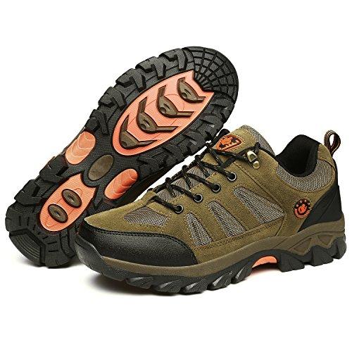 Alexis Leroy Brown Chaussures De Randonnée Pour Homme