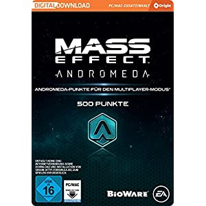 Mass Effect: Andromeda – 500 Points [PC Code – Origin]