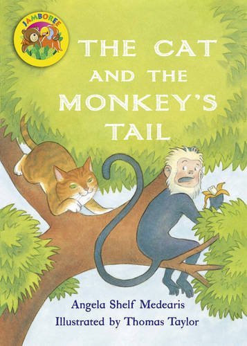 Download Jamboree Storytime Level B The Cat And The Monkey S Tail