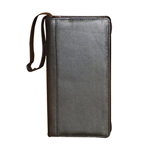Style98 100% leather Passport Holder||Credit Card Holder||Chequebook holder||Travel Organizer for Men,Boys,Girls&Women