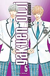 Gakuen Ouji - Playboy Academy Vol.5