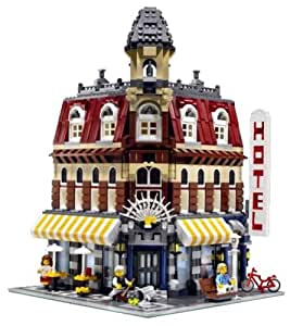 Lego Make & Create Café Corner