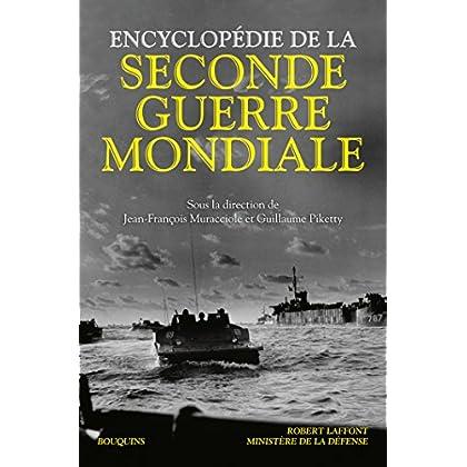 Encyclopédie de la Seconde Guerre mondiale (Bouquins)