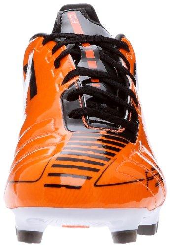adidas F50 TRX FG, Chaussures football homme Orange/Noir/Blanc