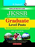 This comprehensive book is specially developed for the candidates of Jammu & Kashmir Services Selection Board (JKSSB)—Graduate Level Posts Multiple Choice Objective Type Written Exam. This book included Who's Who & Current Affairs, Previous Y...