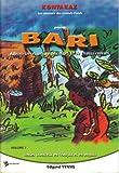 Bari, Album-livre illustré de contes et de chants créoles
