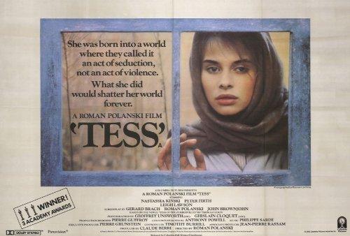 Tess Plakat Movie Poster (27 x 40 Inches - 69cm x 102cm) (1981) B