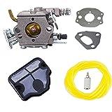 Best Husqvarna Chainsaw - Podoy 136 Carburetor for Husqvarna Chainsaw 530071987 Review