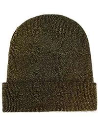 Sombrero de Fieltro Gorros de Boina para Hombre y Mujer Gorra de Vendedor  de periódicos Casual al Aire… 8c6d9ab105a