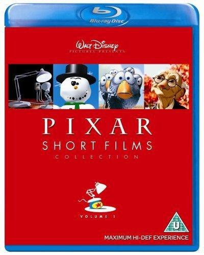 Pixar Short Films Collection [Blu-ray]