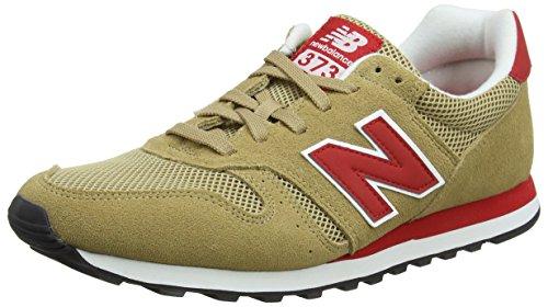 Avorio 44.5 New Balance Ml373v1 Sneaker Uomo Tan EU Scarpe vkl