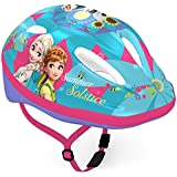 Disney Niños Bike Helmet Frozen Sports, multicolor, small