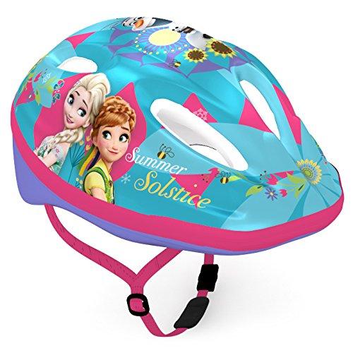 frozen inliner Disney Kinder Bike Helmet Frozen Sports, Mehrfarbig, Small