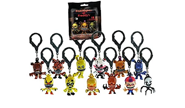 Five Nights At Freddy's Series 2 Hangers Mystery Pack