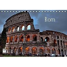 Rom (Tischkalender 2018 DIN A5 quer): Rom - die ewige Stadt mit seinen zahlreichen antiken Sehenswürdigkeiten. (Monatskalender, 14 Seiten ) (CALVENDO Orte) [Kalender] [Jan 24, 2013] Kruse, Joana