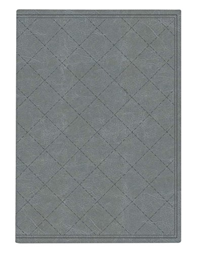quilted-journal-lined-silver