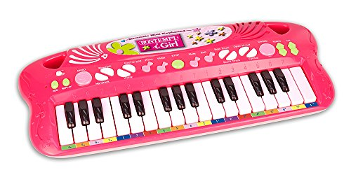Bontempi 12 2671 26-Key i-Girl Elektronisches Keyboard