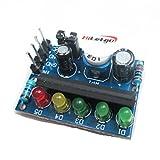 HiLetgo KA2284 Level Indicator Module Level Indicator Audio Level Indicator