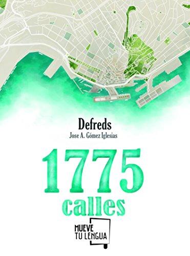 1775 calles (Colección Prosa Poética)
