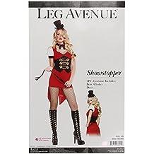 Leg Avenue - Disfraz para adulto, Talla: L (8378003012)