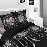 Ateliers du linge Dream Parure de Lit, 100% Coton, Imprimé, 240 x 220 cm