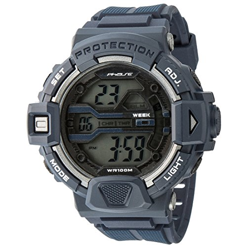 UPhasE Armbanduhr Digital, Quarz Chronograph, UP706-160