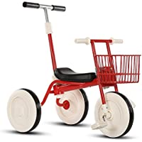 Lvbeis Bambini Triciclo Rimovibile Manubrio Baby Bike Per Bicicletta Di 1-5  Anni 5ed308aa11d