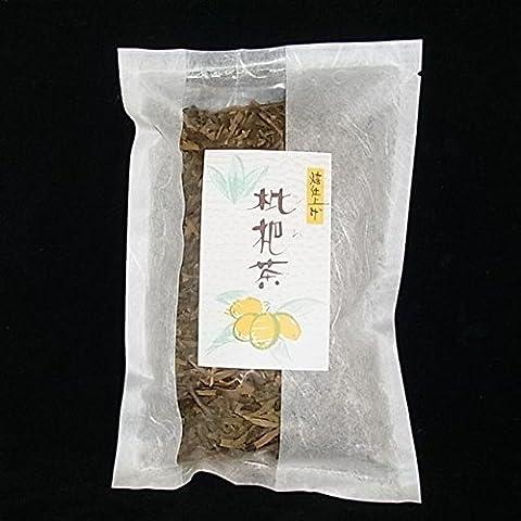 """Domestica """"nespolo del t? finitura arrosto"""" sacchetto 50g (foglie della nespolo, nespolo foglie)"""