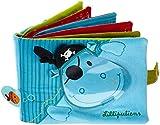 Lilliputiens 6686285 - Arnold Fotoalbum mit Hüllen, Nilpferd, blau