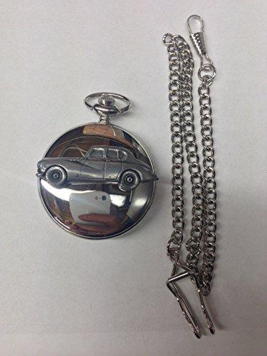 sunbeam-talbot-mk3-ref242-peltro-emblema-effetto-lucido-argento-di-regalo-da-uomo-orologio-da-tasca-