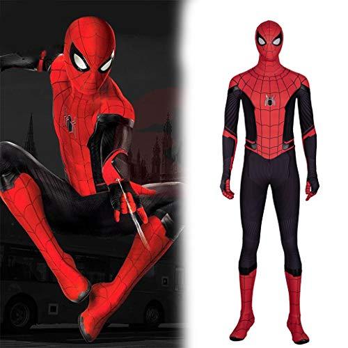 Zu Helden Kostüm Marvel - Kostüme für Erwachsene, Marvel Spider-Man Helden Expedition COS Service Avengers Cosplay Siamesische Strumpfhose Full Set -XXL