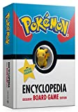 The Official Pokémon Encyclopedia Special Edition: With Exclusive Board Game and Figurine
