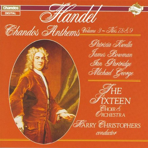 """O Come Let Us Sing unto the Lord, HWV 253 """"Chandos Anthem No. 8"""": V. Tell It Out Among the Heathen, That the Lord Is King"""