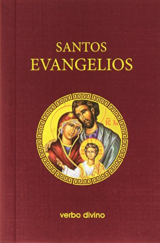 Santos Evangelios: Version Espana (Biblias Verbo Divino) por Vv.Aa. epub