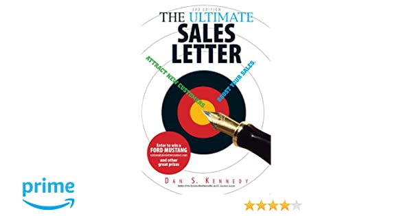 Buy The Ultimate Sales Letter Attract New Customers Boost Your