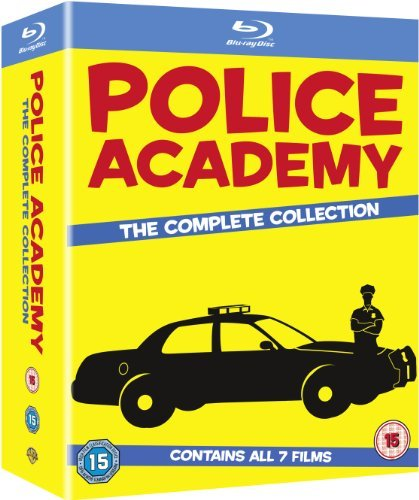 Police Academy - Complete Collection - 7-Disc Box Set ( Police Academy / Police Academy 2: Their First Assignment / Police Acad