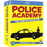 Police Academy - Complete Collection - 7-Disc Box Set ( Police Academy / Police Academy 2: Their First Assignment / Police Academy 3: Back in Training / Police Academy 4: Citizens on Patrol