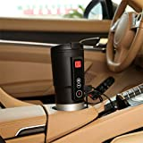Intelligent Car Auto Heating Cup Adjustable Temperature Electric Kettle