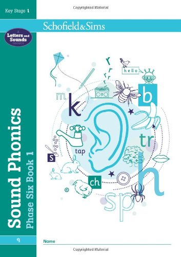 Sound Phonics Phase Six Book 1: 9
