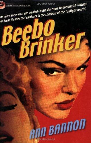 Portada del libro Beebo Brinker by Ann Bannon (2001-05-10)