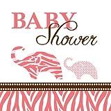 Creative Converting Baby Shower Wild Saf...