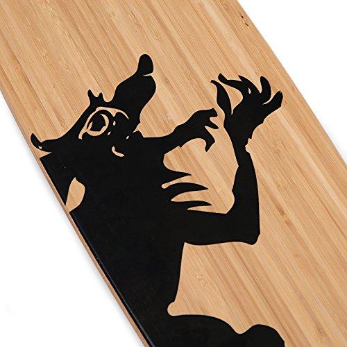 Apollo | Longboard Hawaiian Wulff | Shape: Kicktail | Size: 106.7cm x 22.9cm -