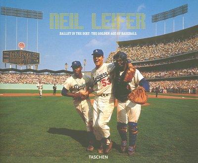 Neil Leifer, Baseball: Ballet in the Dirt (Baseball-softball-taschen)